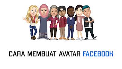 Cara Mudah Buat Avatar Diri Kita di Facebook