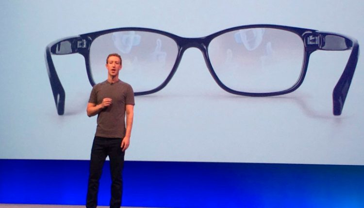 Facebook lanzó sus primeras gafas inteligentes equipada con parlantes y cámaras integradas