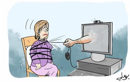 """الأمم المتحدة تحذر من تزايد """"العنف الرقمي"""" ضد النساء في """"مينا"""""""