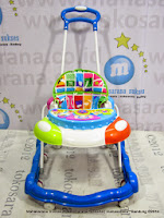 Baby Walker Royal RY898 Drum