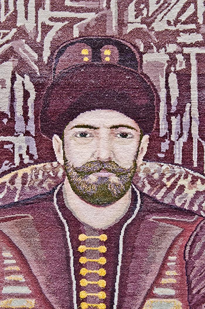 Скульптор и художник из Азербайджана. Закир Ахмедов 7