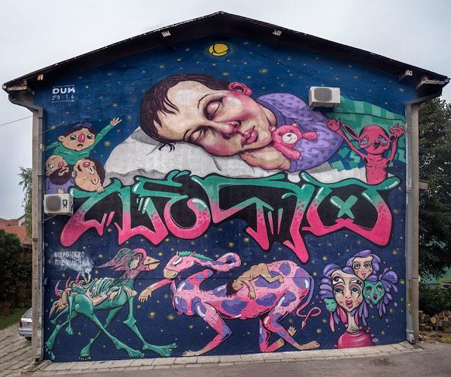 DUK grafiti