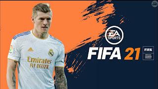 FIFA14 MOD FIFA 21 ANDROID OFFLINE NOUVEAU MENU FACE KITS TRANSFERT NOUVELLE MISE À JOUR