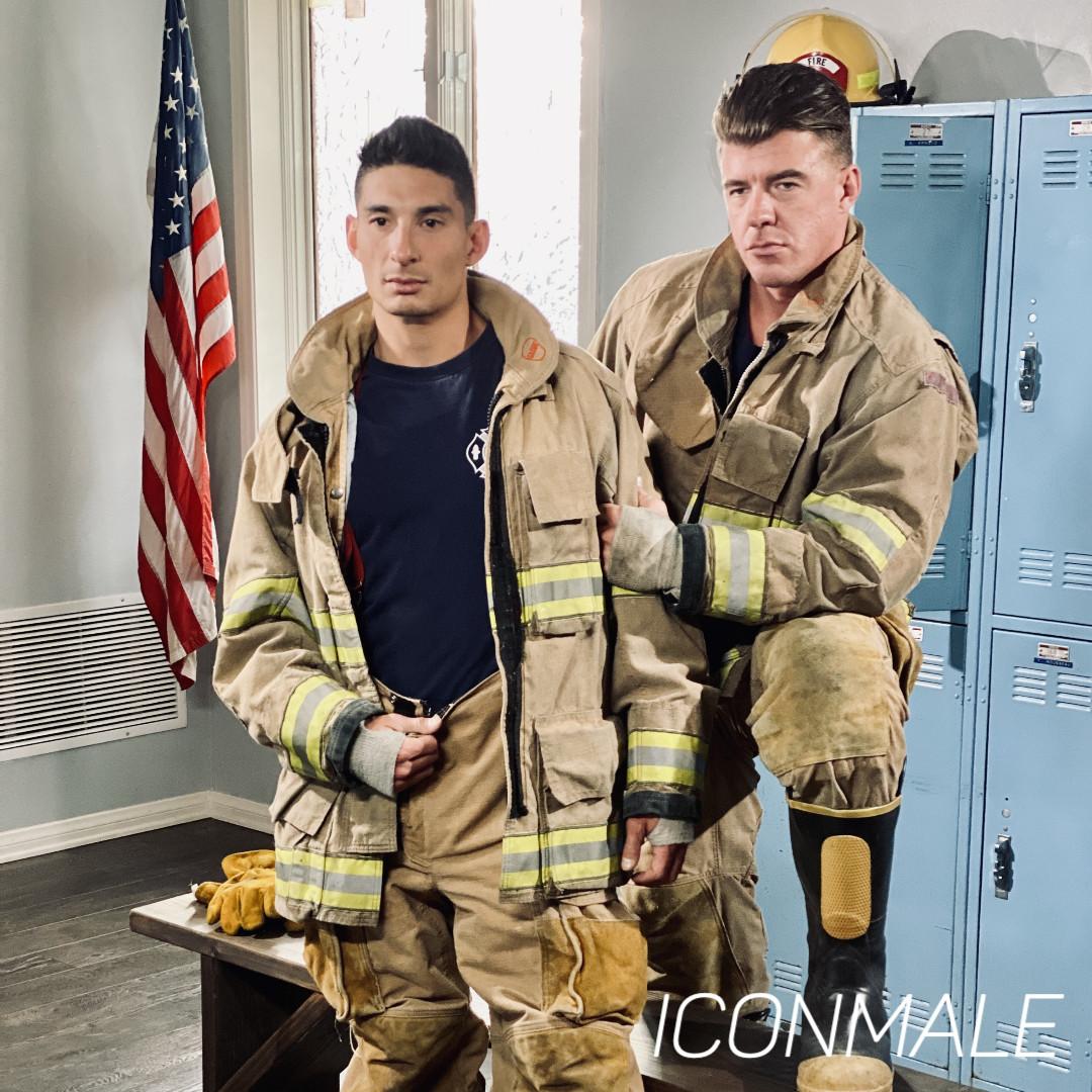 bombero caliente
