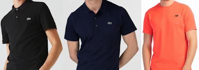 Erkek Polo Yaka ve Normal Yaka T-Shirt Marka ve Model Önerileri: Sezon 1