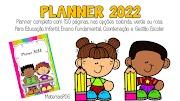 PLANNER 2022 - DOWNLOAD EM PDF 😍
