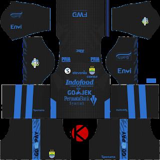 Persib Bandung Away Kit