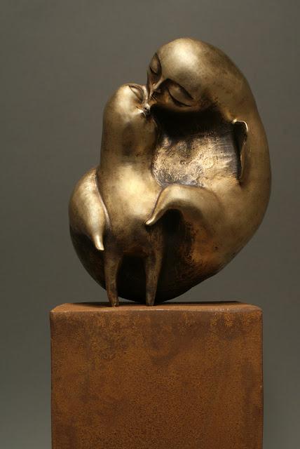 Aurelija Šimkutė, imagenes de esculturas chidas, arte inspirador