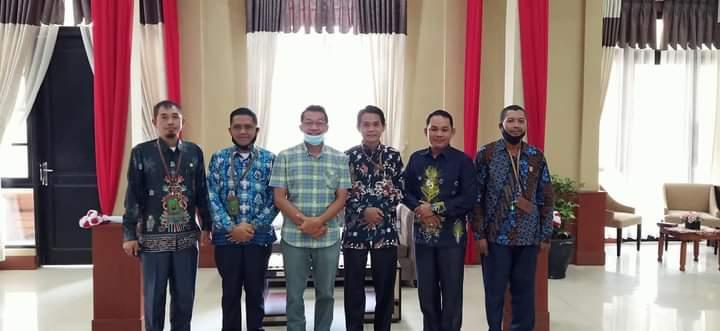 Rahmanto Muhidin Apresiasi Berdirinya Kantor Pengadilan Agama di Puruk Cahu