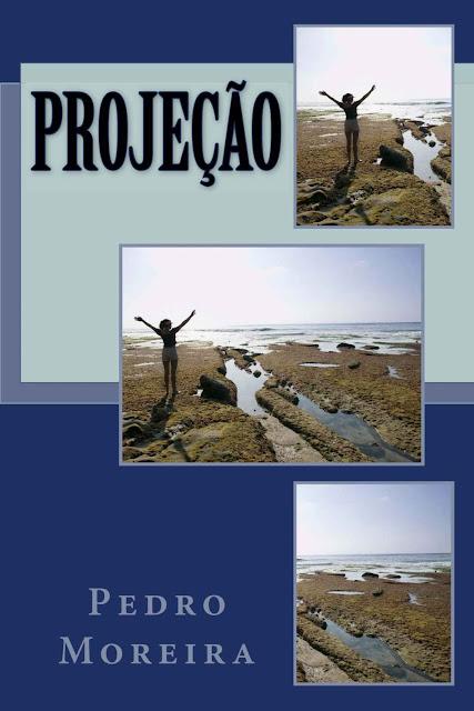 Projeção Pedro Moreira