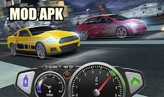 ketika ini banyak sekali pengembang atau develover game yang menciptakan banyak sekali macam game sa Download Top Speed: Drag & Fast Racing MOD APK Unlimited Money