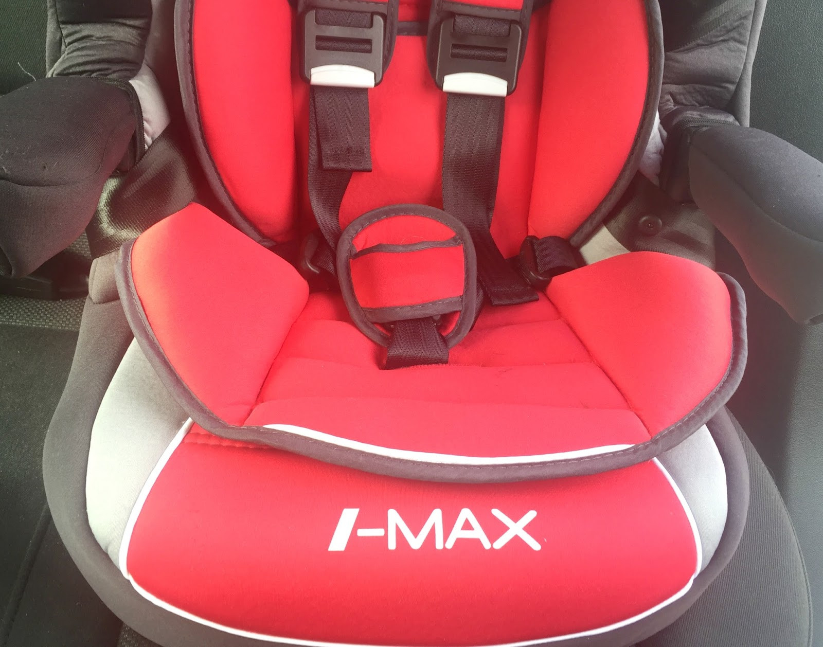 Nania Imax Group    Car Seat Review