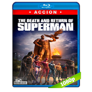 The Death and Return of Superman (2019) BRRip 1080p Audio Dual Latino-Ingles