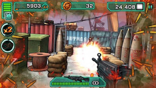 Game Android Major GUN FPS endless shooter Terbaru v3.7.5 Mod Apk (Unlimited Coins)