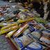 NATAL SOLIDÁRIO: Fé e amor ao próximo, fieis doaram alimentos para o Natal Solidário 2018