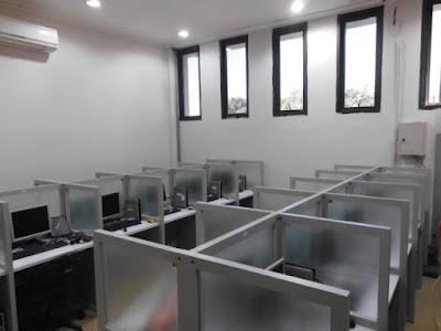 Cubicle Workstation Teller Marketing + Furniture Semarang