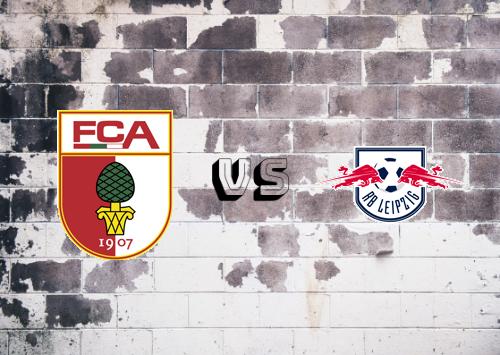 Augsburg vs RB Leipzig  Resumen