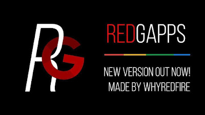Redgapps OFFICIAL Android 10 by whyredFire