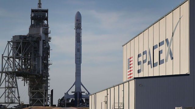 SpaceX company