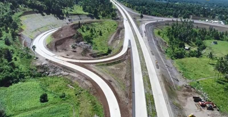 Jalan Tol Manado–Bitung 39,9 Km Akses Industri dan Pariwisata di Sulut, Beroperasi April 2020