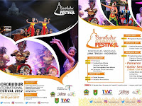 Jadwal Borobudur International Festival 2017