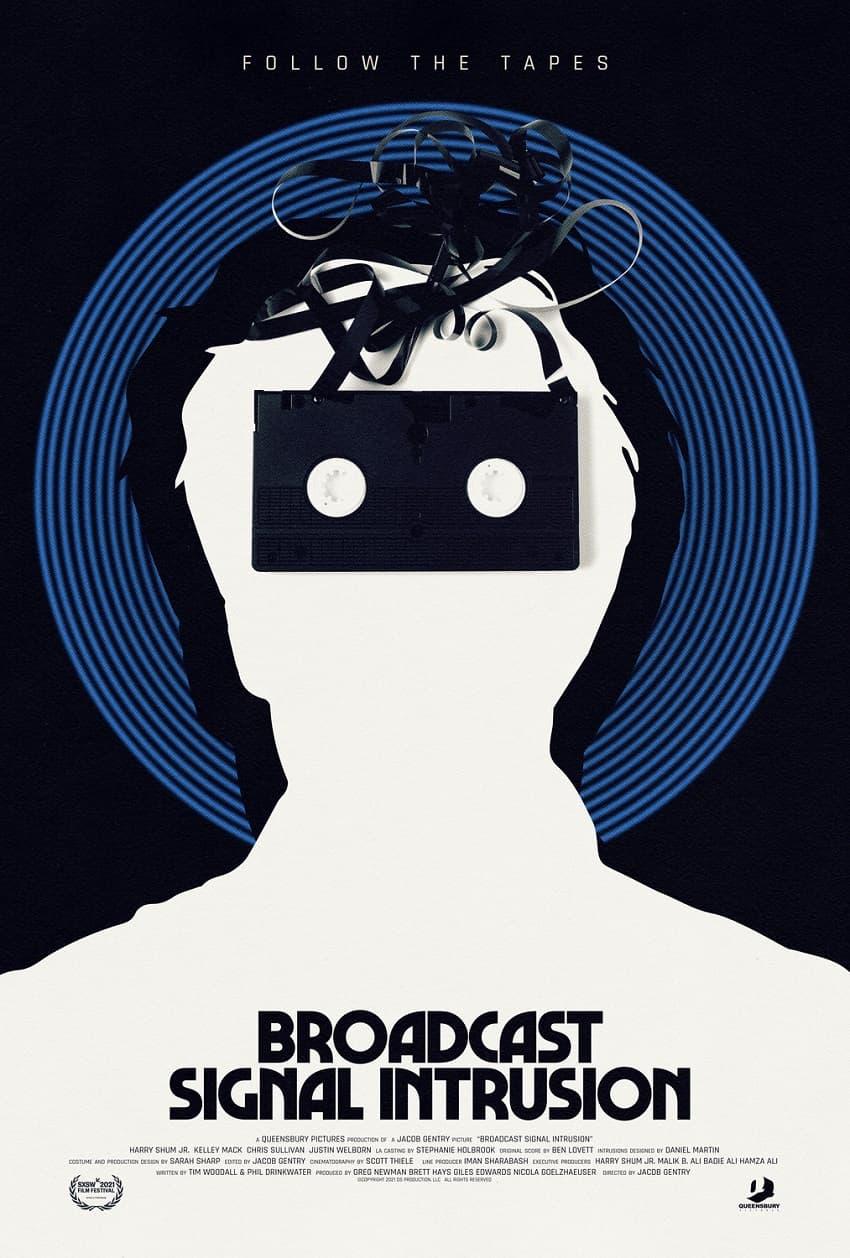 Dark Sky Films показала трейлер детективного хоррора Broadcast Signal Intrusion - Постер