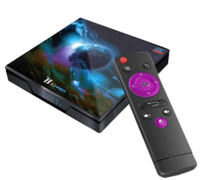 مواصفات الجهاز H10 Pro Android 9.0 6K TV Box