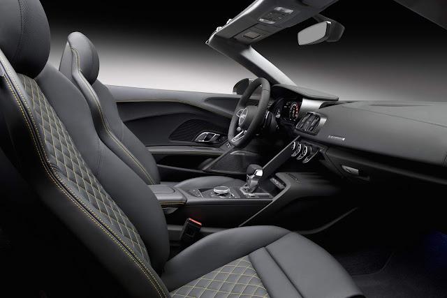 Audi R8 Spider V10