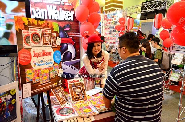 Japan Walker Magazine Malaysia