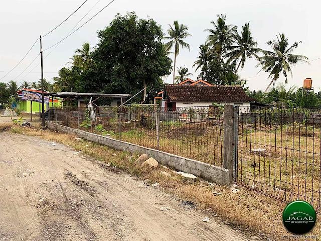 Tanah Luas Tepi jalan Provinsi di Wates