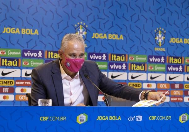Thiago Silva volta a Seleção na Copa América; Rodrigo Caio sai - David  Gouveia Notícias