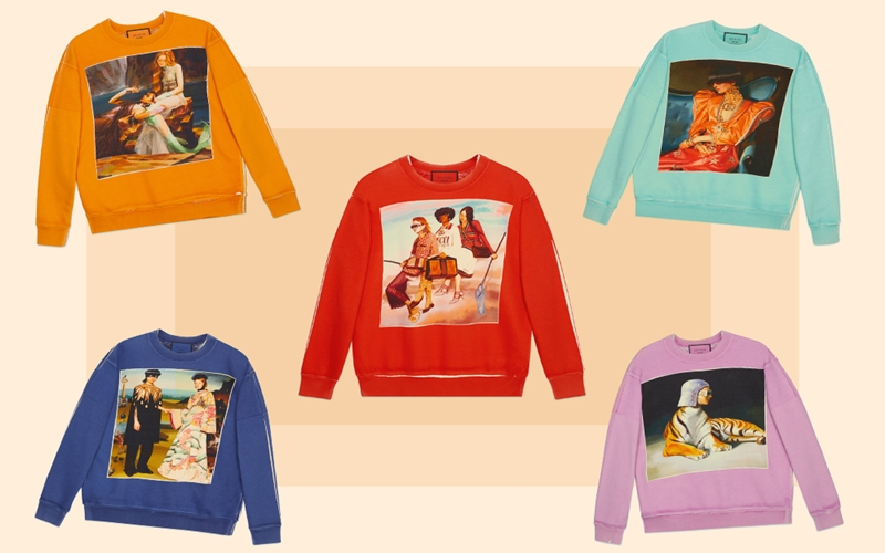Gucci'den Sınırlı Sayıda Koleksiyon