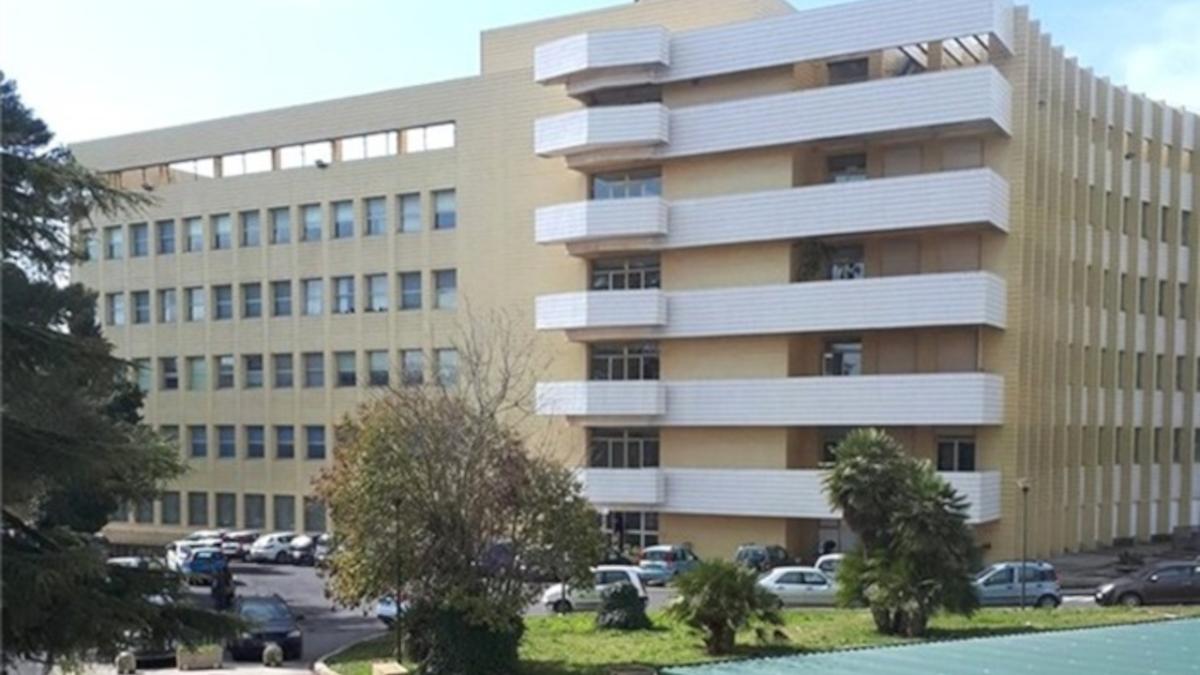 nuovo blocco urologico ospedale Gravina di Caltagirone