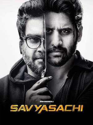 Savyasachi 2019 Hindi Dubbed 480p HDRip 350MB