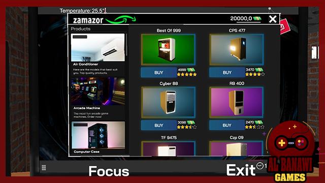 تحميل لعبة محاكي مقهى الألعاب 2020 Internet Cafe Simulator للاندرويد من الميديا فاير