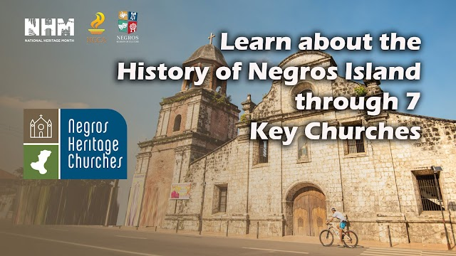 Learn about Negros Island History through a virtual visit of 7 Negros Churches