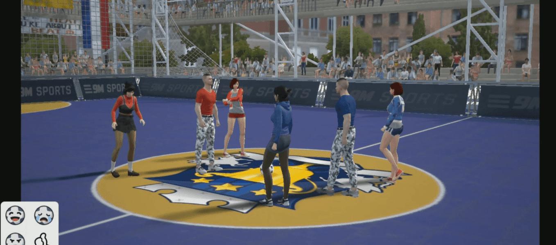Extreme Football العب في الوقت الحقيقي 3 في 3 لعبة كرة قدم مع أصدقائك ضد لاعبين من جميع أنحاء العالم