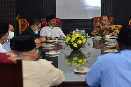 Kampus Universitas Mataram II Akan Dibangun Di Gunung Sasak , Fauzan : Kami Siap Jadi Aktor dan Kami Back Up