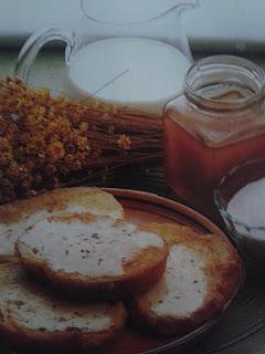 Torrijas de pan
