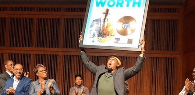 """Anthony Brown & Group therAPy's """"Worth"""" Goes Gold"""