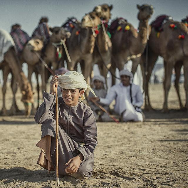 صور طفل عربي بدوي