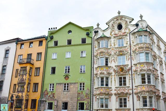 Casa Helbing, Innsbruck