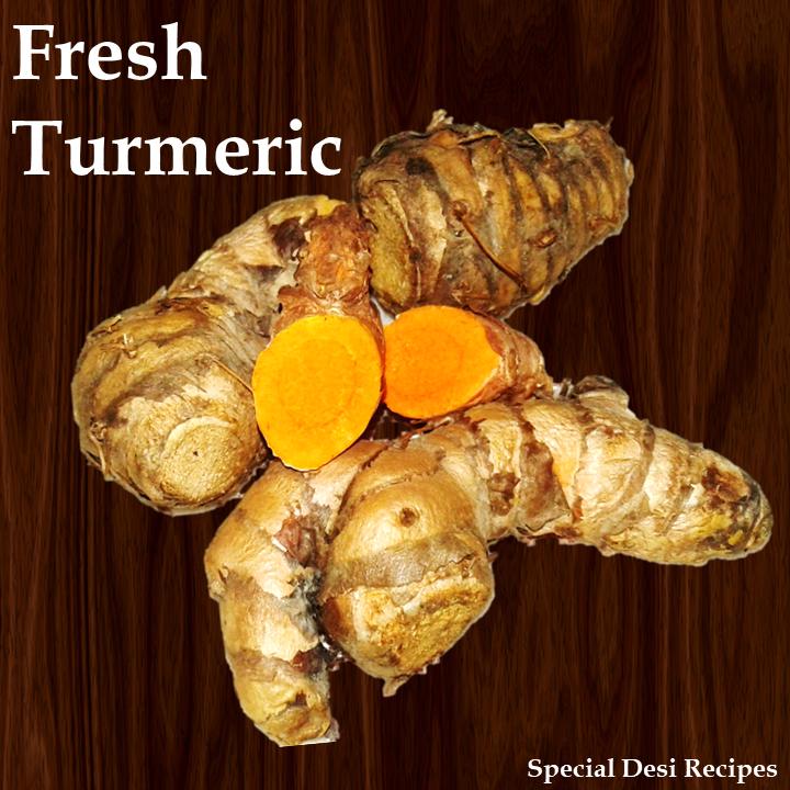 turmeric special desi recipes