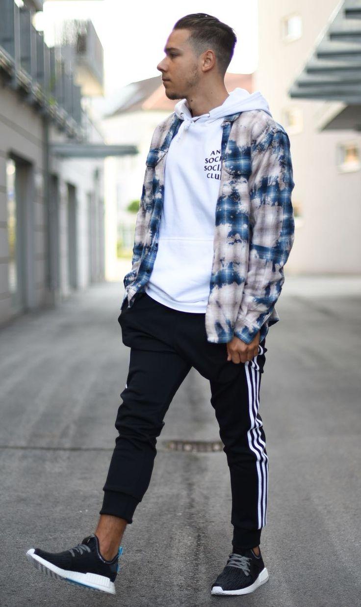 la moda de ropa urbana para hombres moda para