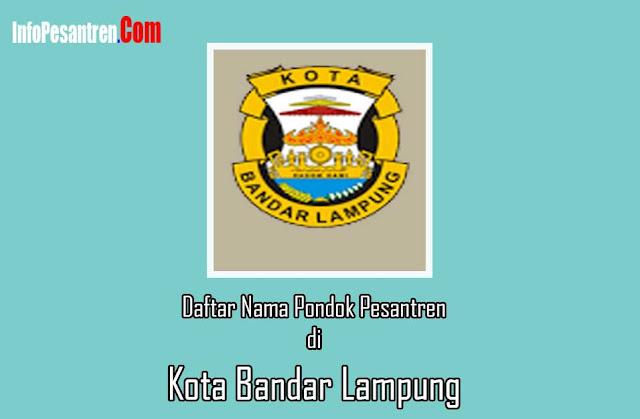 Pondok Pesantren di Kota Bandar Lampung