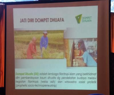 Kinerja 25 Tahun Dompet Dhuafa Membentang Kebaikan
