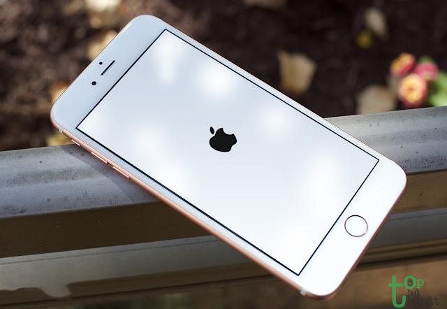 Khởi động lại iPhone bị lỗi