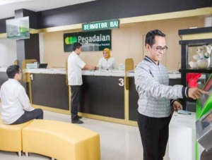 PT Pegadaian (Persero) - Cash Transactions Supporting Staff Pegadaian March 2020