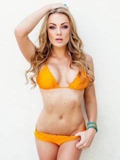 Tito Ortizs Girlfriend Amber Nichole Miller Was Ufc Ring Girl