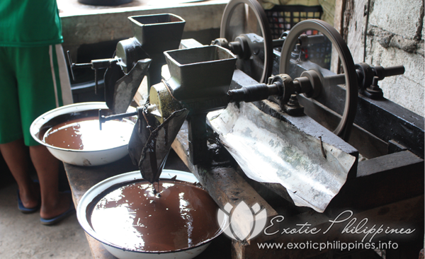 The Making of Argao's Guilang Tableya Machine